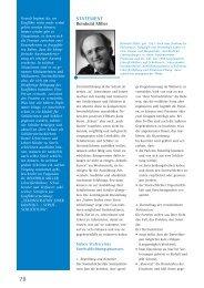 STATEMENT Reinhold Miller - eigenen Schulbuch