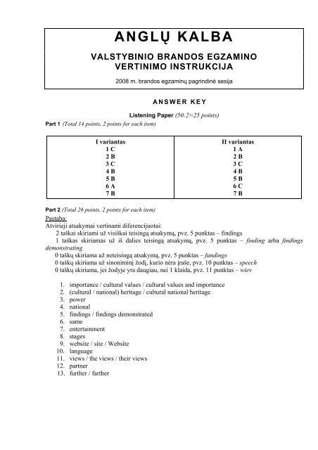 iki btc egzamino datos lapas 2021)