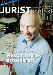 Juristkontakt 9 - 2007