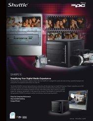 Spec Download - Shuttle