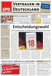 Vertrauen in Deutschland - Wroblewski, Bernd
