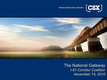 The National Gateway
