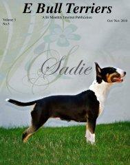 Download Oct /Nov Edition in PDF - E Bullterriers