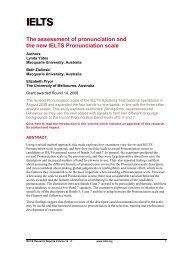TRF Verification Service brochure - ielts