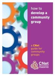 CNET/HOW TO DEV COM GROUP web - Community Network ...