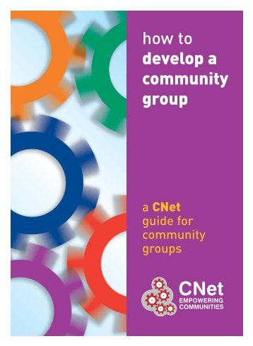 CNET/HOW TO DEV COM GROUP web - Community Network ...