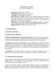 (23 de marzo; Bogota DC) Referencia: Expediente T ... - Camacol