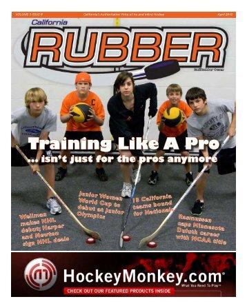 Training Like A Pro - Rubber Magazine