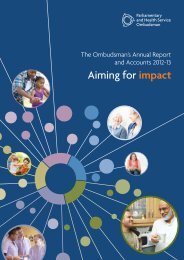 Download PDF of report - the Parliamentary and Health Service ...