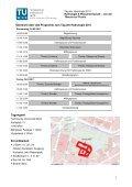 detaillierte Programm - Tag der Hydrologie 2011 - Technische ... - Page 2