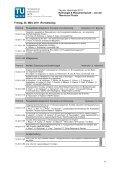 detaillierte Programm - Tag der Hydrologie 2011 - Technische ... - Page 6