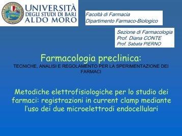 Current-Clamp - Università degli Studi di Bari