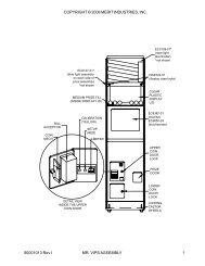 Parts List & Diagrams