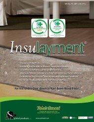 Think Green! - Lumber Liquidators