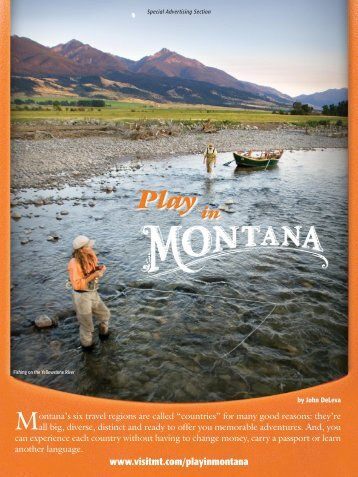 Play in Montana - Visit Montana