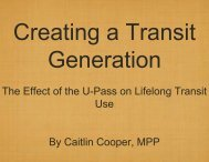 Role of the U-Pass - Caitlin Cooper CITE Slides.pdf - Citevancouver ...
