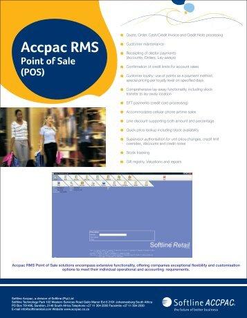 9860 SOFTLINE RETAIL POS 270x210 - Sage ERP