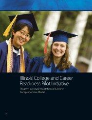 Illinois'College and Career Readiness Pilot Initiative - Institute of ...