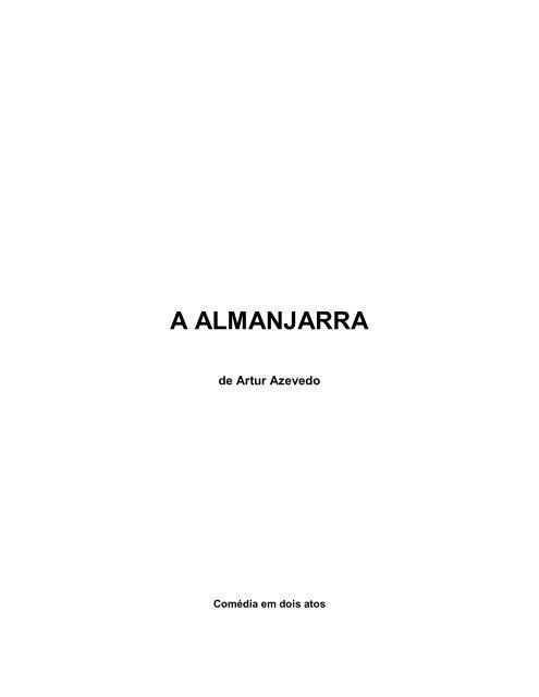 Artur Azevedo - Encontros de Dramaturgia
