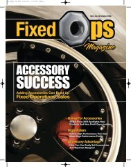 October 2006 Issue.pdf - Fixed Ops