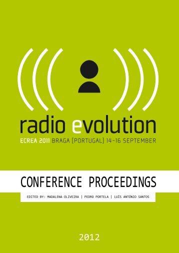 Radio evolution - ICS - Universidade do Minho