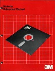 Diskette Referen e Manual