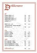 Den Gyldne Svane tilbyder - Middelaldercentret - Page 2