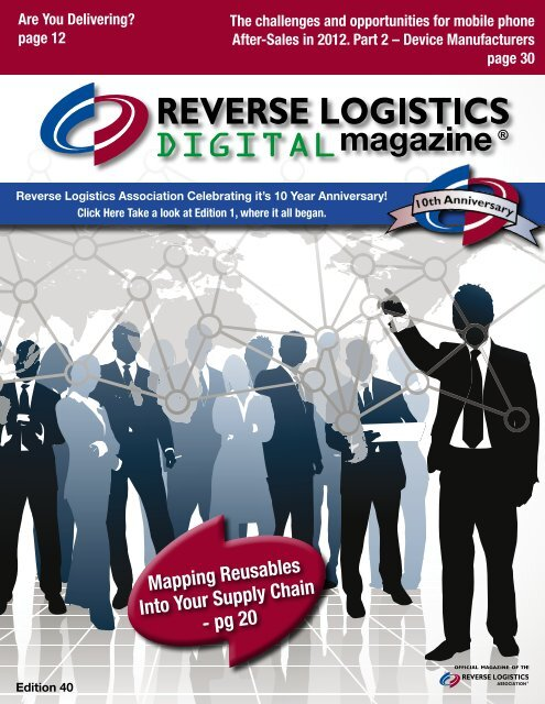 Reverse Logistics Association Celebrating it's 10 Year