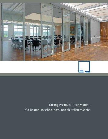 Image Broschüre - Nüsing