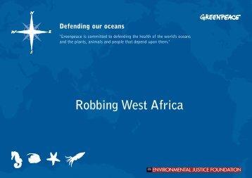 Robbing West Africa - International MCS Network