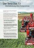 Prospekt Terra Dos T3 deutsch - Holmer Maschinenbau GmbH - Page 2