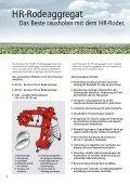 Prospekt Terra Dos T3 deutsch - Holmer Maschinenbau GmbH - Page 6