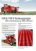 Prospekt Terra Dos T3 deutsch - Holmer Maschinenbau GmbH - Page 7