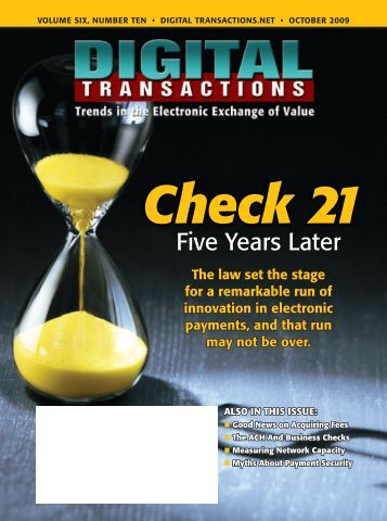 Smart (Chip) Card Network - Digital Transactions