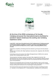 Download the press release as pdf here. - Carlsberg Group