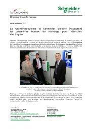 Schneider Electric - 3d Communication