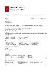Delibera 135 del 11-02-2002 sull'applicazione 405 - Sifo