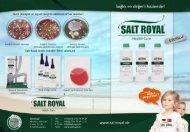 Salt Royal Broschüre