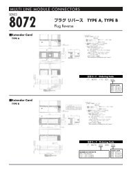 8072 - KYOCERA Connector Products