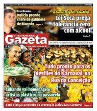 Leitor - Gazeta Niteroiense