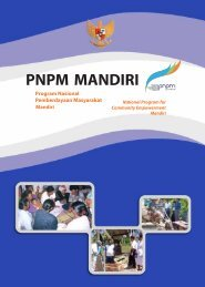 Booklet PNPM Mandiri.pdf - psflibrary.org