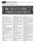 Bass Amplifier - Ampeg - Page 4