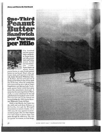 Alaska Magazine 3-2000