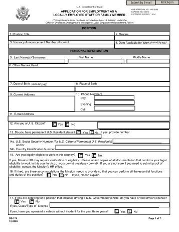 IDAS form 5 - Material change of use - Department of State ...