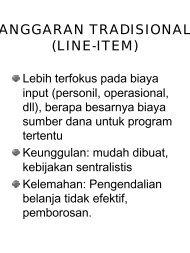 Perkembangan Sistem Anggaran.pdf - Kumoro.staff.ugm.ac.id