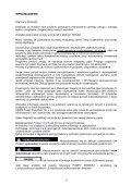 Instrukcja obsÃ…Â'ugi pompy Honda QP-205SLT - pdf [644.23 kB] - Wobis - Page 3