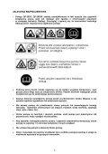 Instrukcja obsÃ…Â'ugi pompy Honda QP-205SLT - pdf [644.23 kB] - Wobis - Page 4