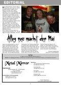 Eure Band als Underground-Tip? contact@metal-mirror.de - Seite 2