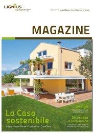 La Casa sostenibile - Wolf Haus