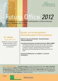 Future Office 2012 - flexible office netzwerk
